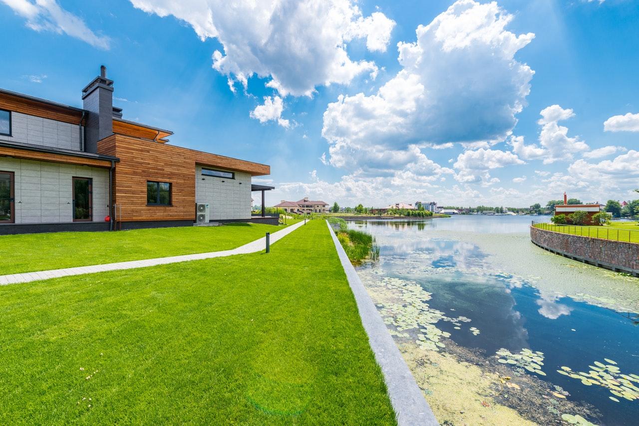 Maison autonome durable